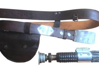 Obi-Wan Ben Kenobi  A New Hope Belt from Star Wars Replica Leather cosplay prop Sci-fi