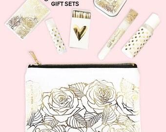 Bridesmaid Gift Set - Maid of Honor Gift Set - Bridesmaid Gift Basket - Matron of Honor Gift Basket  (EB3231SPA) Bridesmaid Spa Gift Box