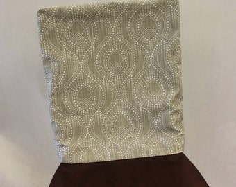 View Chair Back Covers by BrittaLeighDesigns on Etsy