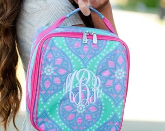 Wholesale Boutique Marlee Collection Lunch Box  Monogrammed