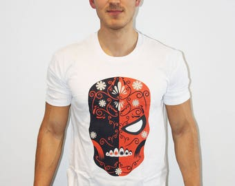 Deathsroke Day of The Dead T-shirt