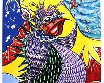 Bird of Marseille