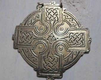 """Celtic Cross"" pendant"