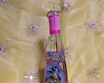 Goddess Spirit Incense Bottle