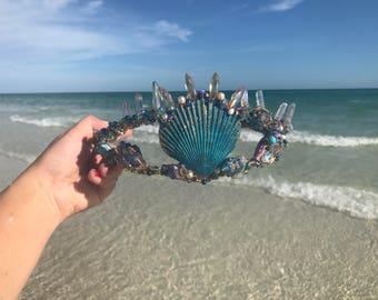 The Treasure Island Mermaid Crown