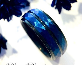 Blue Wedding Band