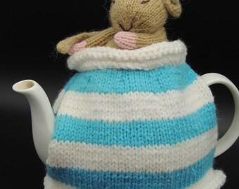 Sleepy Dormouse Tea Cosy