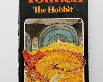 The Hobbit By J.R.R. Tolkien Paperback 1979