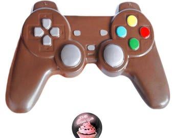 Chocolate Video Game Controller, Gamer Gift, Video Game Gift, Teenage Boy Gift, Girl Gamer Gift, Boyfriend Gamer Gift, Idea For Gamer, Nerdy