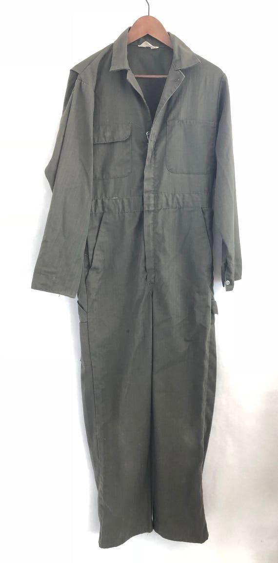 1970s Big Mac JC Penny Coveralls