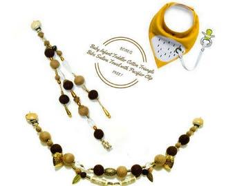 Stroller Chain, Pram Dangle, Beaded Stroller Mobiles, New Baby Gift,Baby Shower Decor Gift, Baby Stroller Decor, Pram Mobiles
