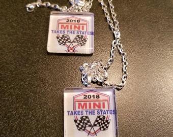 MTTS 2018 Pendant necklace