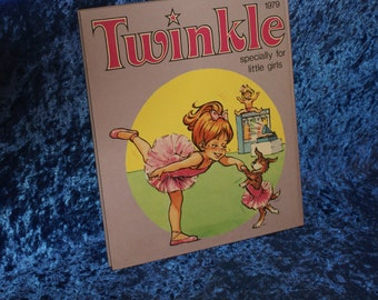 Twinkle Specially for Little Girls 1979  Annual