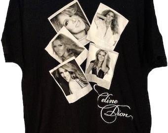 Celine Dion T-Shirt XL