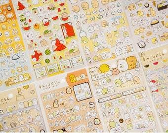 Japanese Cute Kawaii Planner Stickers set