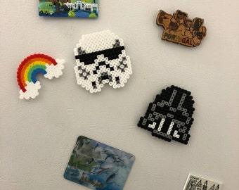 Star Wars Magnets - Perler Beads