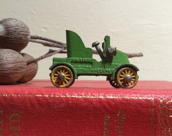 1950s Charbens die cast miniature car 1907 Vauxhall Made in England Miniatures Vintage toys Collectibles
