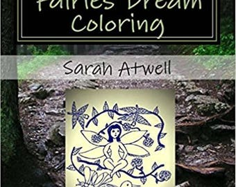 Fairies Dream Coloring