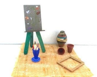Miniature Fairy Artist Set