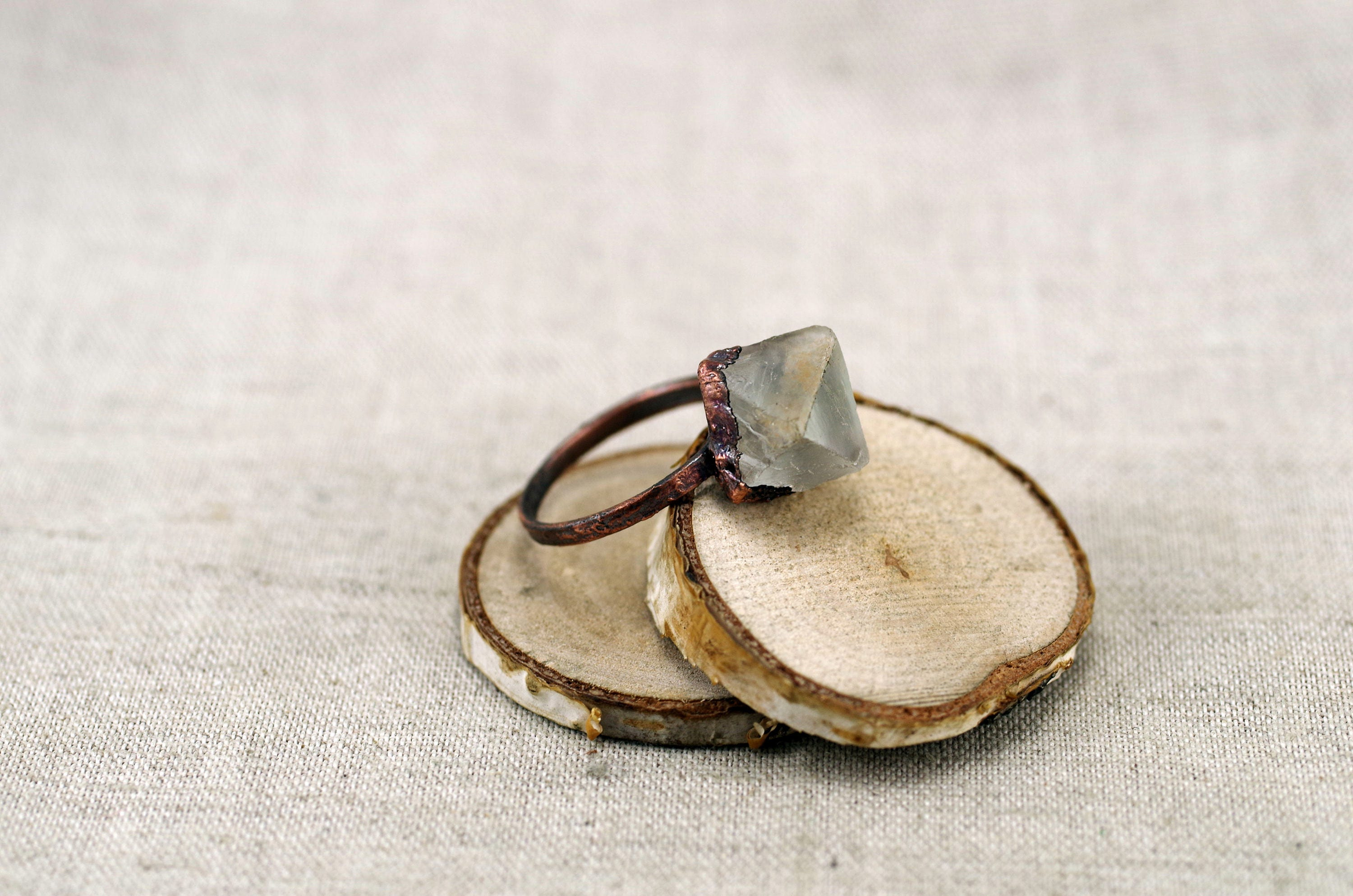 fluorite silver ring and collection image seagypsy products rings