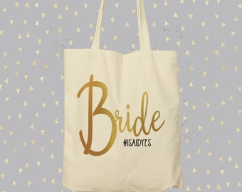 Wedding tote collection