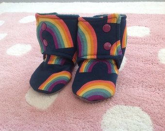 Baby shoes/Baby booties/Babywearing boots