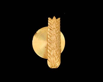 Classic 80s Large Statement Brooch             LV0024