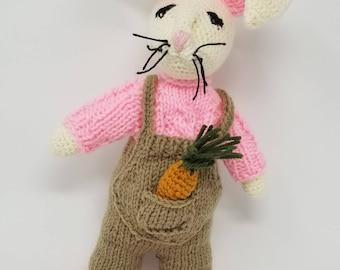 Crochet Bunny/crochet toy