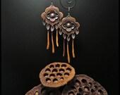 E1593 Moroccan Earrings