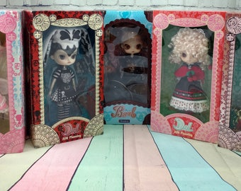 Dal Byul Pullip dolls by Groove Inc. or Jun Planning