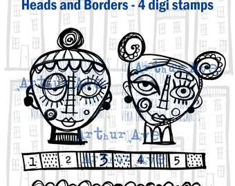 Heads and Borders