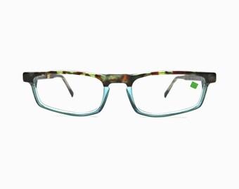 "Vintage ""CHIA""  eyeglass frame West-Germany  | NOS 90s fashion"