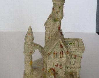 Sand Castle Small-Ceramic