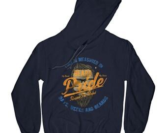 Beard hoodie mustache hoodie lumberjack hoodie hipster hoodie barber hoodie vintage hoodie  funny hoodie    AP48