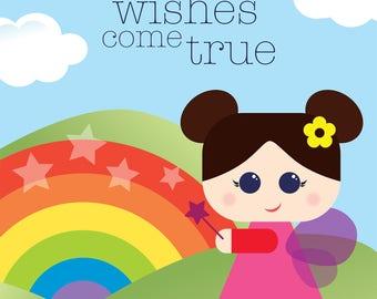 FAIRY - Fairy Tale Collection Print