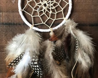 Neutral Car Dream Catcher, Car Dreamcatcher, Car Decor, First Time Driver, rearview mirror decor