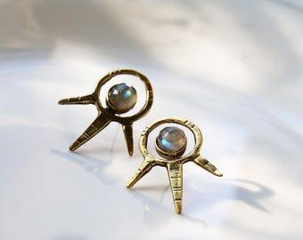 LOW IN STOCK Mini tristana  earrings