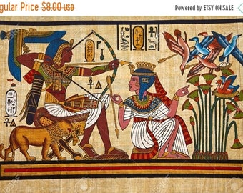 Egyptian Cross Stitch Pattern Pdf hieroglyphs pattern Egyptian pattern - 276 x 184 stitches - INSTANT Download - B1474
