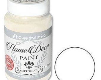 Home Deco Soft Color 110 ml - white paint