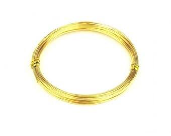 10 m aluminum 1 mm gold