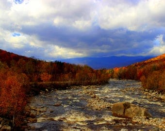 Swift River in the Fall
