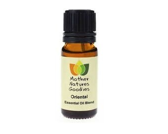 Oriental Essential Oil Blend  Pure Natural by Mother Nature's Goodies