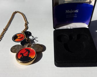1994 Disneyana Convention Mickey Mouse Pocket Watch