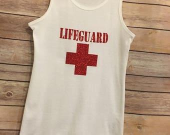 Sparkle LIFEGUARD Shirt