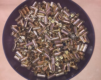 9mm Fully Processed brass cases