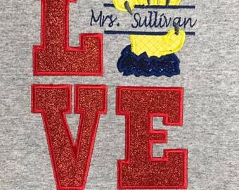 Molino Park Elementary Baseball Shirt