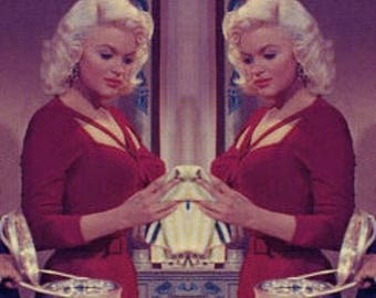 Jayne Mansfield...The girl can' help it