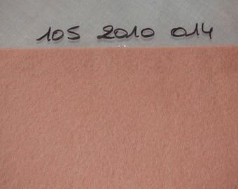 Felt Cinnamon color pink 1052010014 30 cm * 45 cm