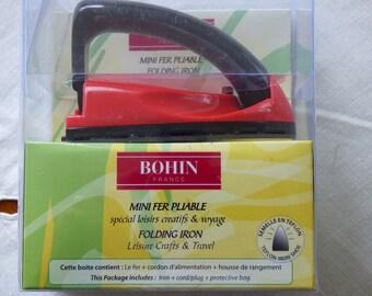 Mini iron folding ref 755866 pins
