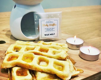Sticky Waffles - Candle Wax Melt